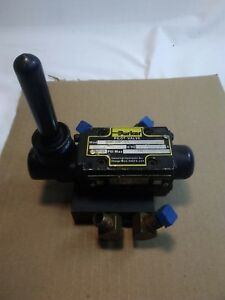 parker D1vlb8c40 5000 Psi Hydraulic Directional Control Valve This Was A Spare