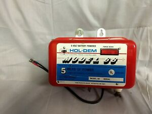 Hol dem Electric Fence Controller Model 68 New Without Box