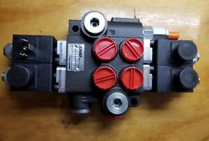 Chief Electronic Solenoid Control Valve Hydraulic Spool Valve Directional