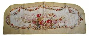 A Superb Antique Silk Tapestry Upholstery
