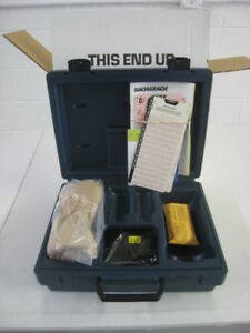 New Bacharach Combustion Test Kit 10 5000 Fyrite Gas Analyzer Free Shipping