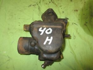 1940 Ih Farmall H W4 Used Working Carburetor Db 45108 Antique Tractor
