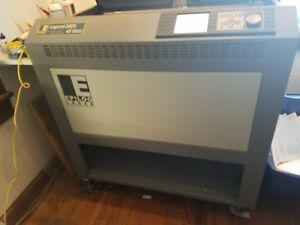Epilog Legend 24ex 45 Watt Laser Mfg June 2004 Tube Replaced In 2013