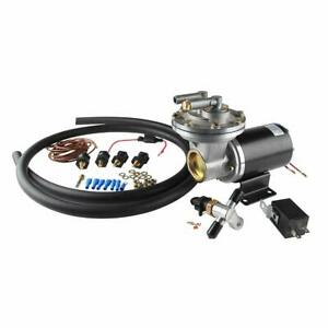 New Electric Brake Vacuum Pump Kit For Booster 28146 Big Sales
