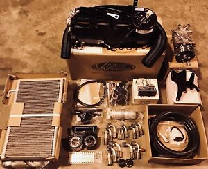 Complete Ac Kit Featuring Vintage Air Gen 2 Mini Heat Cool Defrost Evaporator