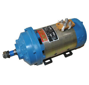 2000w High Power Motor Dc Brushed Electric Vehicle Motor Tricycle Motor