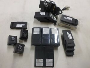 Lot Of Rolm Data Option Modules Power Supplies