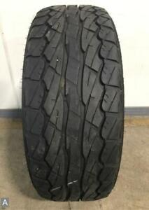 1x P285 50r20 Falken Rocky Mountain Ats 9 5 10 32nds Used Tire