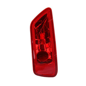 Rear Right Tail Fog Lights Lamp Reflector Lens For Jeep Compass Cherokee Journey