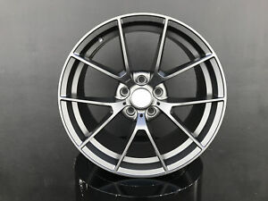 Bmw M3 Cs Style 20x8 5 10 Gunmetal Wheels Set Of 4 Fit E90 328i 335i