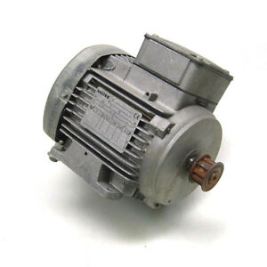 Soltec Ls71 50hz Dc Motor With Pulley P n 304384 2003