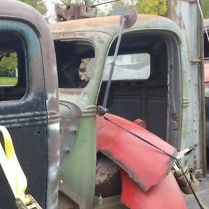 Mirror Drivers Exterior 1938 Ford Truck Pickup 1937 1939 1940 1941