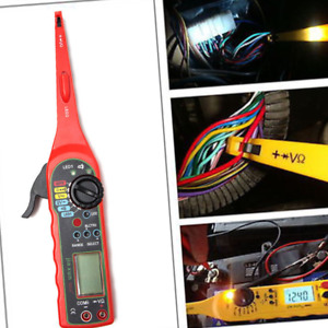 Multi Function Auto Circuit Tester Multimeter Lamp Car Repair Diagnostic Tool