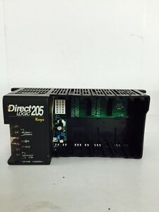 Automation Direct Logic Plc D2 04b 1