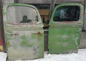 Doors 1938 Ford Truck Pickup 1936 1937 1939 1940 1941 36 37 38 39 40 41
