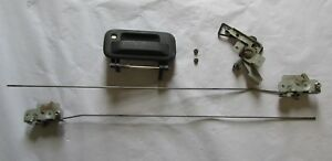 2004 2008 Ford F150 Truck Tailgate Hardware Kit Set Hinge Handle Latch Cable