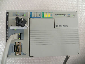 Allen Bradley Compactlogix 1769 l23e qb1b ecr 2011 Very Nice Used Tested