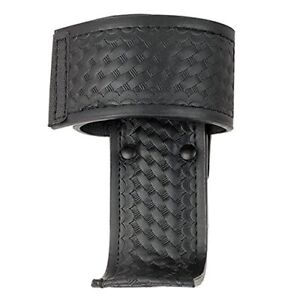 Basketweave Universal Fits Radio Pouch L Holster Police Security Bags Packs