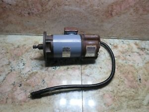 Yaskawa Induction Motor Eelbq 3phase Cnc Quick Brake Tsugami Ma3h Cnc