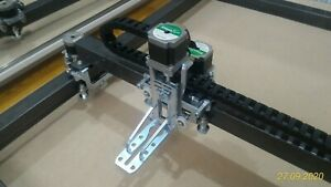 Diy Cnc Plasma Cutter Kit With 3x Belt Adapters For Nema 23 Stepper Motors