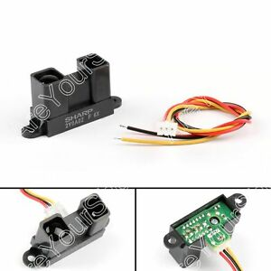 5pcs Gp2y0a02yk0f Infrared Proximity Sensor 20 150cm Long Range For Sharp Us