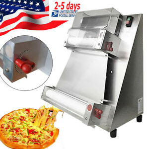 Us Automatic Pizza Bread Dough Roller Sheeter Machine Pizza Making Machine Maker