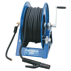 Large Capacity Hand Crank Welding Cable Reel