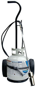 Propane Cylinder Cart For Western Hotspotters