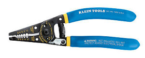 Klein kurve Wire Stripper cutter For 10 18 Awg