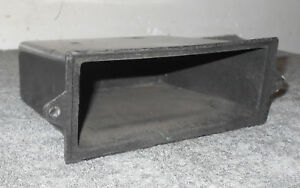1971 1972 1973 Mustang Mach1 Grande Boss Convert Orig Center Dash Storage Insert