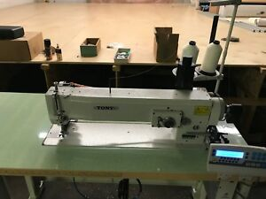 Zig Zag Industrial Sewing Machine