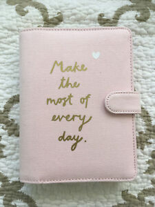Kikki K Live Bright Make The Most Of Everyday Personal Planner Discontinued