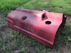 Ih Farmall International H Hood