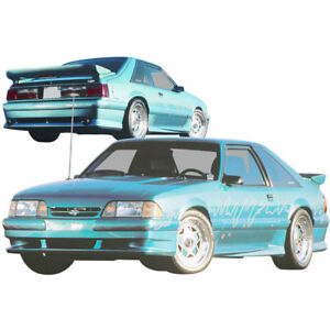 Xenonpart_3160 Xenon Urethane Body Kit Coupe For Mustang Ford 79 82