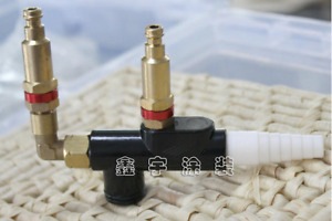 Powder Coating Injector Pg1 For Gema Static Spraying Machine