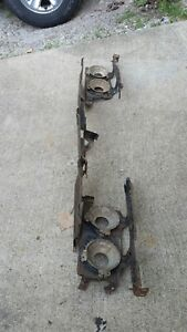 Used Grille Headlight Support Oem 68 69 Charger Pcs