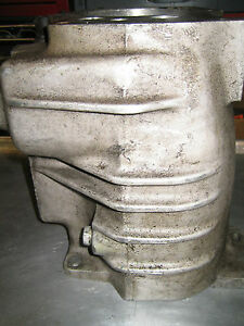 Chevy Np 833 Aluminum Main Case Np440 A833 My6 4 Speed Overdrive Transmission