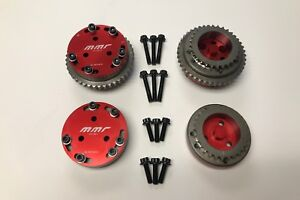 2011 2014 5 0 Coyote Billet Adjustable Cam Camshaft Gears Mustang Gt F150