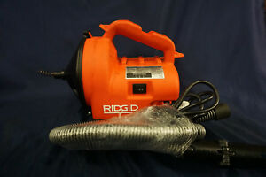 Ridgid K 30 Auto clean Sink Machine