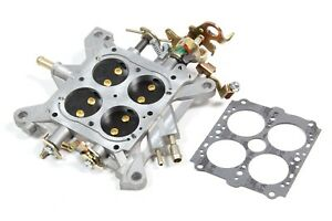 Holley 1850 2 Throttle Base Plate P n 112 20