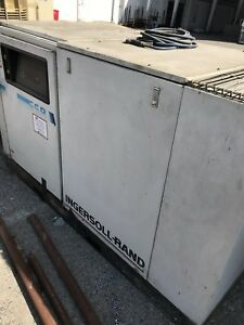 Ingersoll Rand Air Compressor 50 Hp