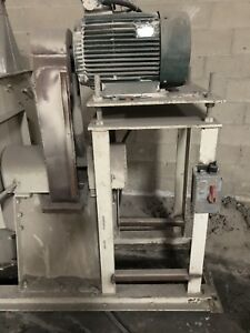 Industrial Fan Blower 34 5 Kw