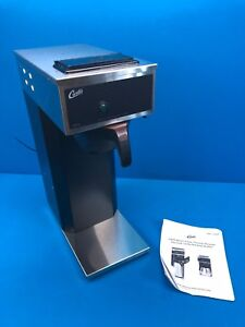 Wilbur Curtis Commercial Pourover Coffee Brewer 2 2l Airpot Single Machine Maker