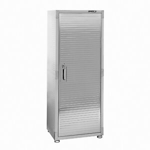 New Seville Classics Ultrahd Commercial Heavy duty Tall Storage Cabinet W Door