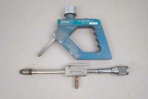Eutectic Castolin Rototec Shaft Repair Tool Model 1a