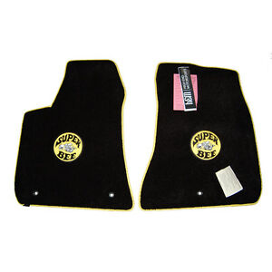 Dodge Classic Charger Super Bee Floor Mats 32oz 2ply 1968 1969 1970 1971