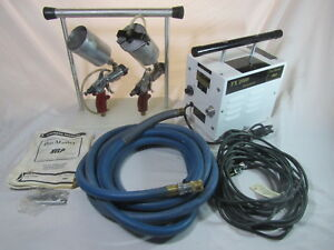 Faux Effects Fx2000 Decorator Pro Master Hvlp Paint Sprayer Tested Works