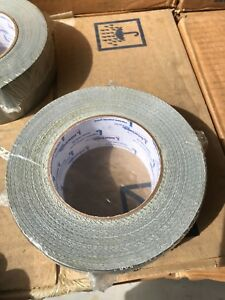 24 Rolls Intertape Nashua Duct Tape 18in lbs Tensile 48mm X 55m 2 x60 Nos