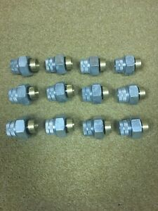 Lot Of 12 3 4 Fip X 3 4 C Dielectric Unions