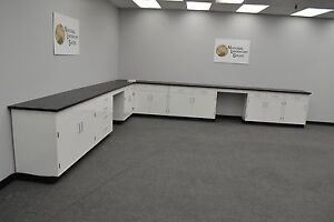 17 x15 Fisher Base Laboratory Furniture Cabinets Lab Equipment In Stock
